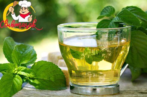 Resep Camilan dan Teh Herbal, Hot Mint Tea, Teh Sehat, Club Masak