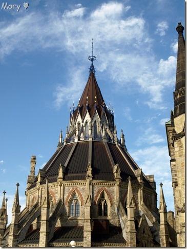 Parliamentary Library, Ottawa