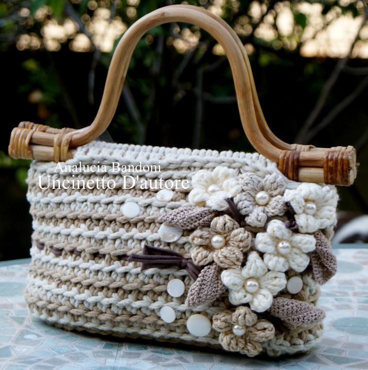 crochet bag bolsa croche borsa uncientto