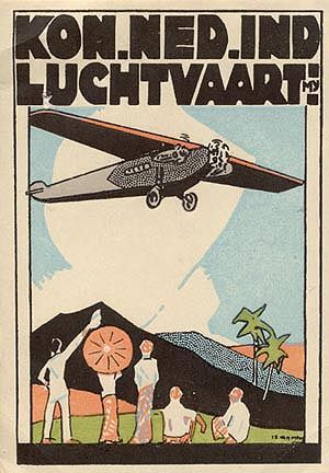 Vintage everyday: Retro Posters of Air Travel