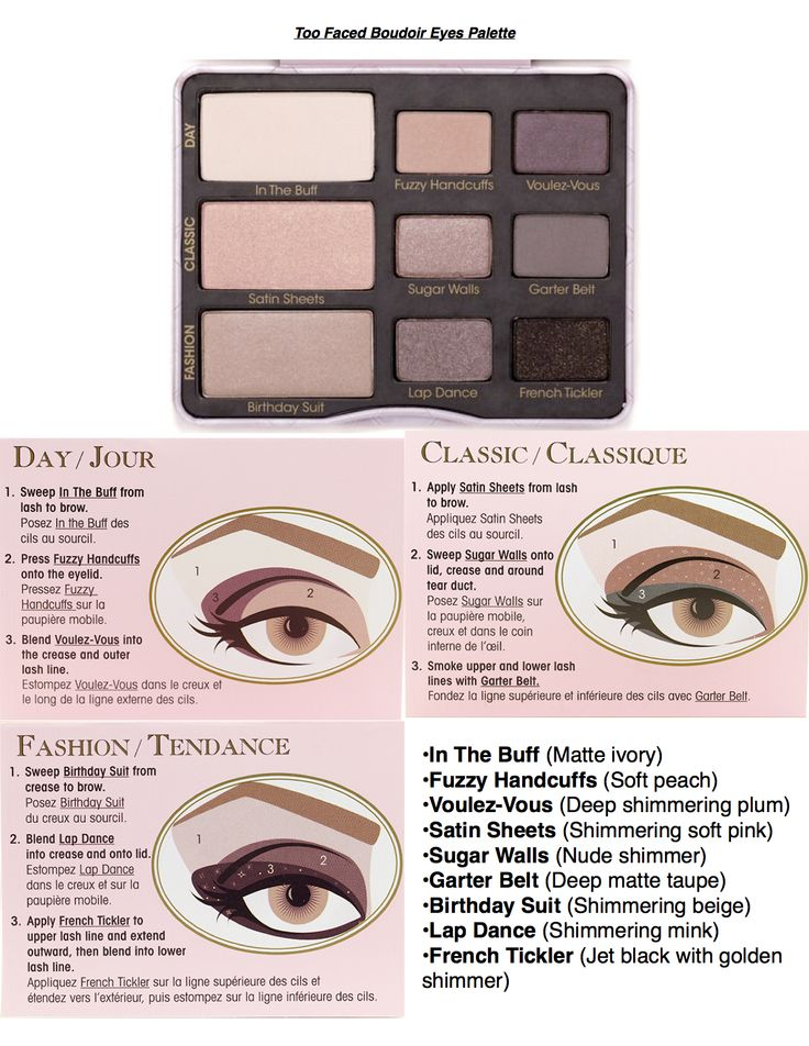Best 25+ Too Faced Natural Eyes Ideas On Pinterest