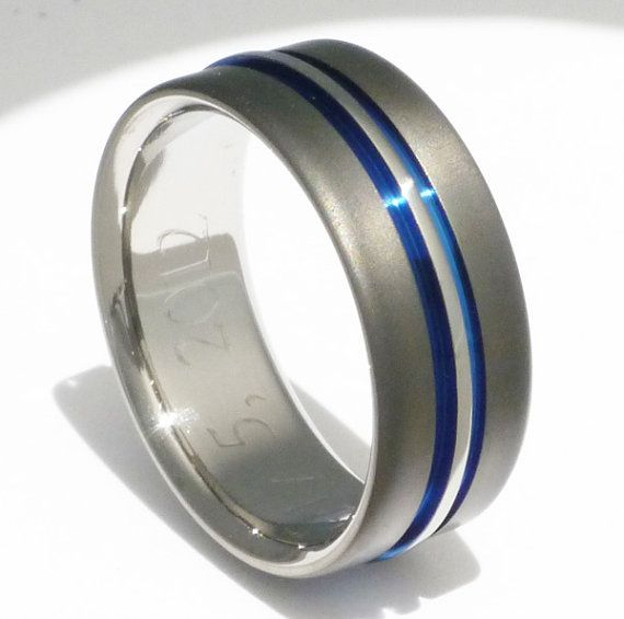 1000+ Ideas About Thin Blue Line Ring On Pinterest
