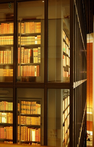 The British Library -- been there, seen that :)