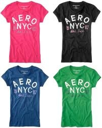 Areopostale shirts