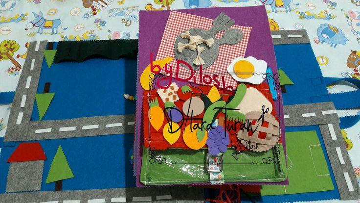#felt #feltbook #quietbook #bag#color#activitybag #game#childgame  https://m.facebook.com/dilara.turan.904?ref=bookmarks