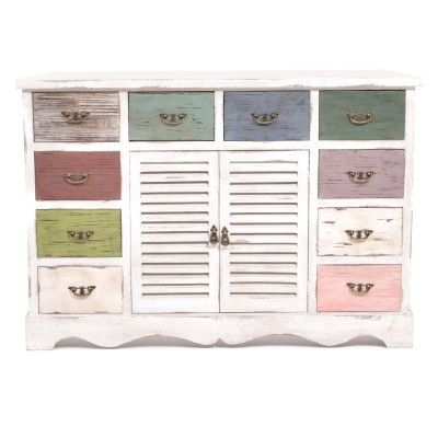 kommode bunt kommode pinterest shabby chic shabby. Black Bedroom Furniture Sets. Home Design Ideas