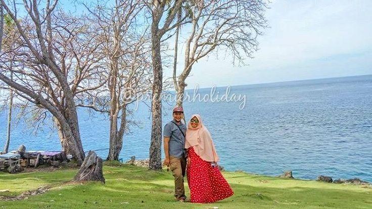 Sabang serasa Eropa, view nya cuakep abis • Happy Honeymoon Mb Ayu dan suami 💑 • • Doc : Tour Mb Ayu tgl 14-16 April 2017 Saban-Banda Aceh 3D2N, travel by @Premier_Holiday • • Let's Join with Us! dan temukan perjalanan berkesan bersama kami @premierholiday❤ • • Silahkan menghubungi kami untuk info lebih lanjut dan reservasi. BBM : 5AF48BA6 Line : premierholiday Hp/Wa : 0811600349 Office : 061-80030952 (Buka Senin s/d Sabtu pkl.09.00-16.30)