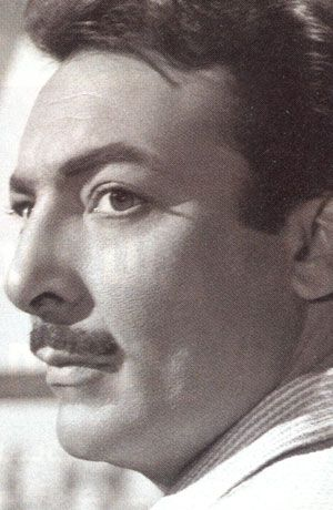 Roshdy Abaza(Egyptian actor)