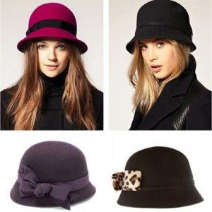 Sombreros para mujer de invierno 5