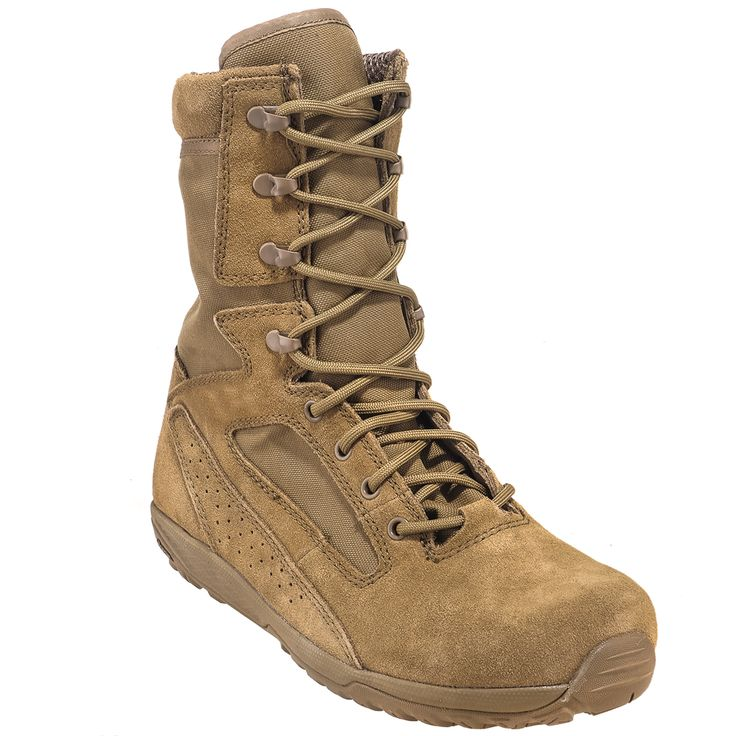 Belleville Boots Men's TR511 Coyote Hot Weather Transition Duty Boots
