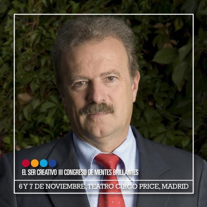 Manuel Campo Vidal -EL MODERADOR- Periodista, Doctor en Sociología y presentador. Desde el año 2006 preside la Academia de las Ciencias y las Artes de Televisión. Es director y profesor en el Instituto de Comunicación Empresarial y de la Cátedra 'Comunicación Profesional y Empresarial' de la Universidad Europea de Madrid.