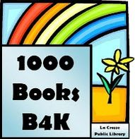 Tiny Tips for Library Fun: 1000 Books Before Kindergarten is Still Rockin! Lots of links and tips. Including webinar and handouts.
