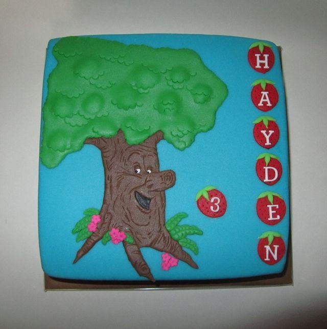 sprookjesboom taart - Google zoeken