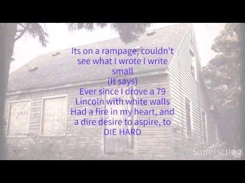 Rhyme Or Reason - Eminem [Lyrics]