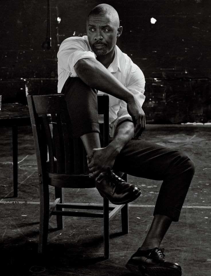 Idris Elba, photographed by Craig McDean . . . hubby? that you?