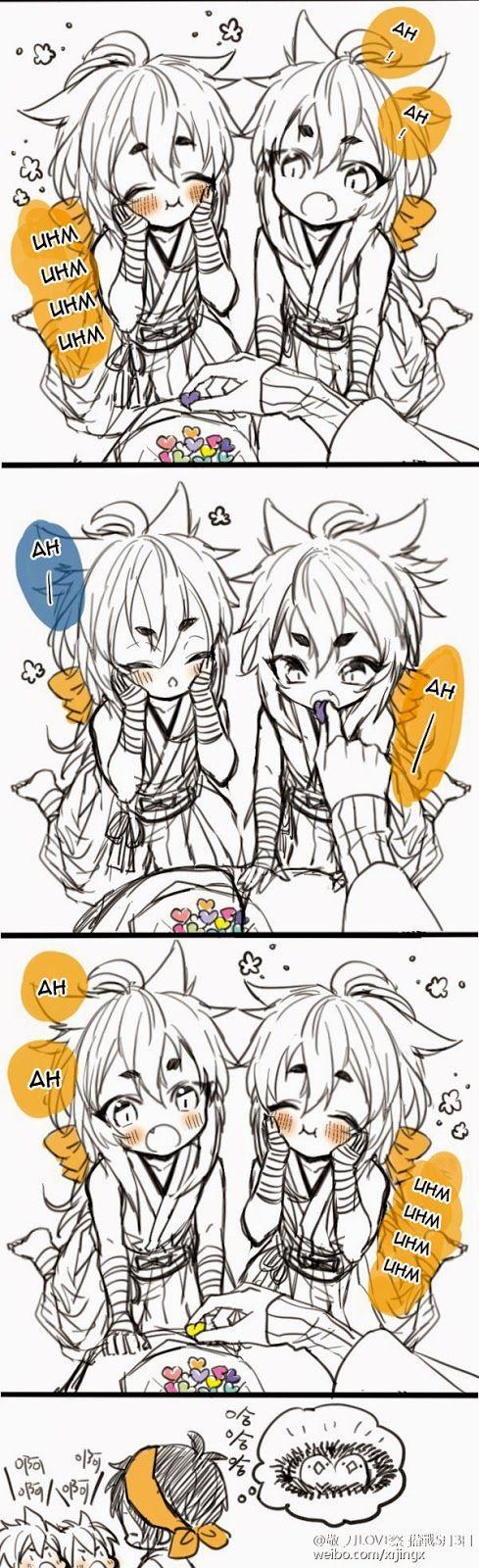Saniwa's World: [TR Doujinshi #3]