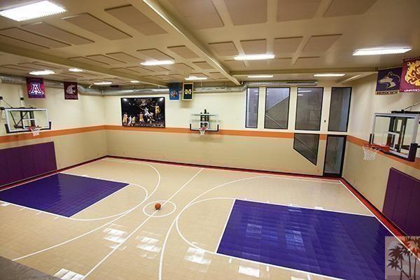 78+ Ideas About Indoor Basketball Court On Pinterest