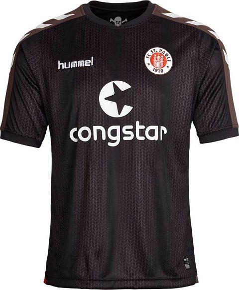 Hummel lança novas camisas do St. Pauli - Show de Camisas