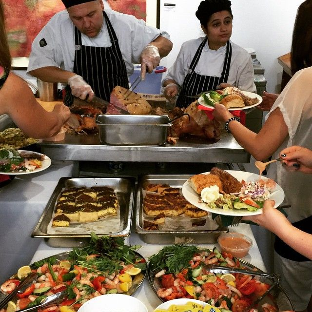 Our chefs are ready to carve and serve. #buffet #carvery #catering #perth