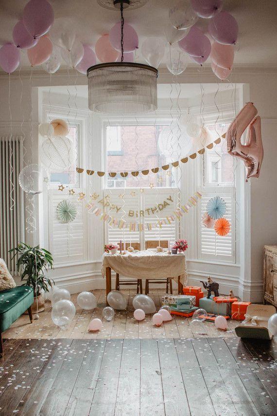 4th Birthday Breakfast Party Girls Birthday Party Ideas 100