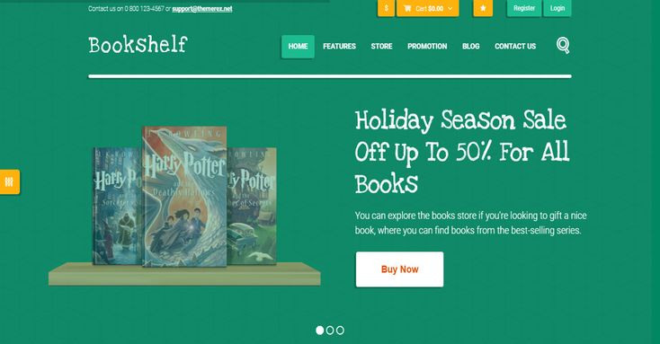 25 Best WordPress Themes for Authors/Self Publishers Selling Books/eBooks (2017)