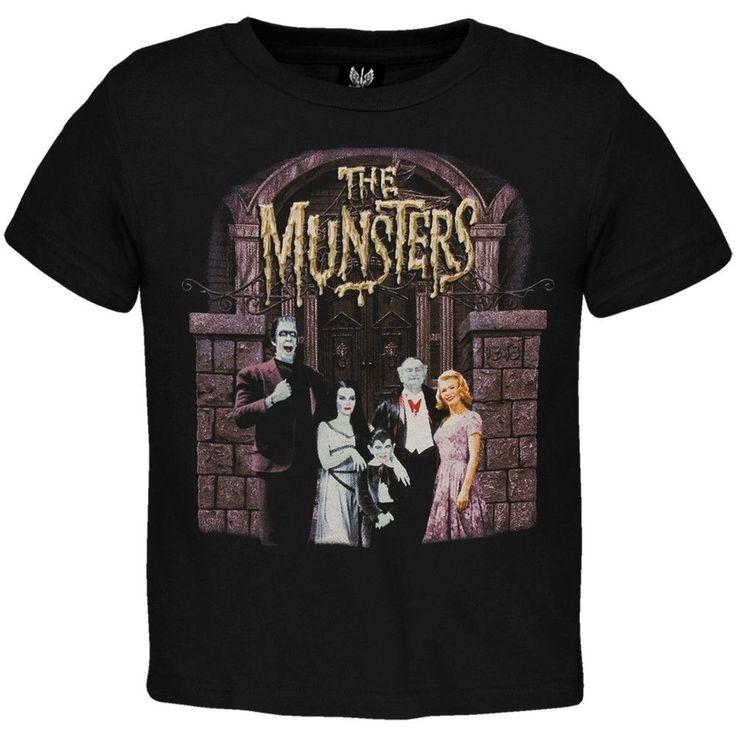 Munsters - Family Toddler T-Shirt