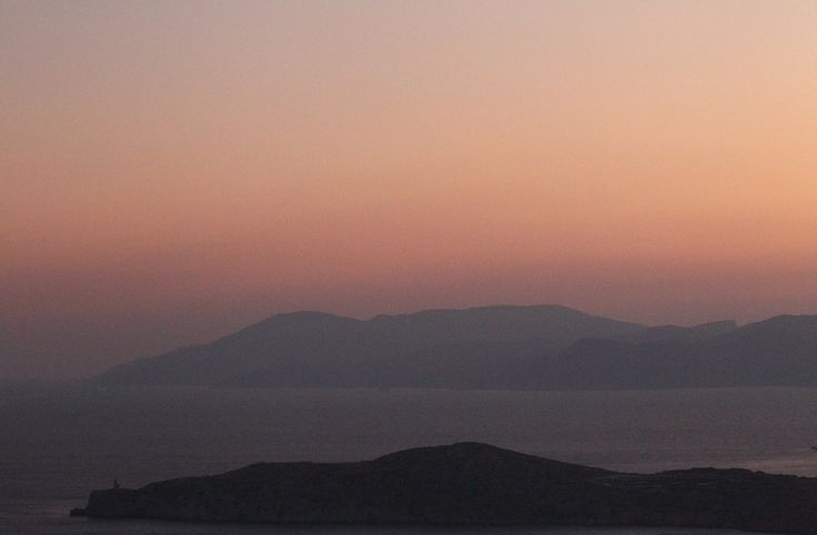 Magical Sunset @ Ios Island