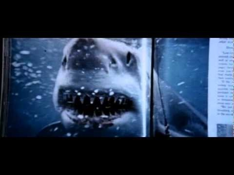 Jaws Official Trailer #1 - Richard Dreyfuss Movie (1975) HD