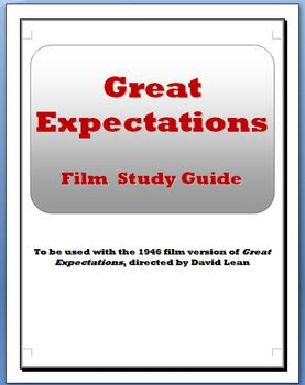 an analysis of characterization in the film great expectations Great expectations - mrs joe, free study guides and book notes including comprehensive chapter analysis, complete summary analysis, author biography information, character profiles, theme analysis, metaphor analysis, and top ten quotes on classic literature.