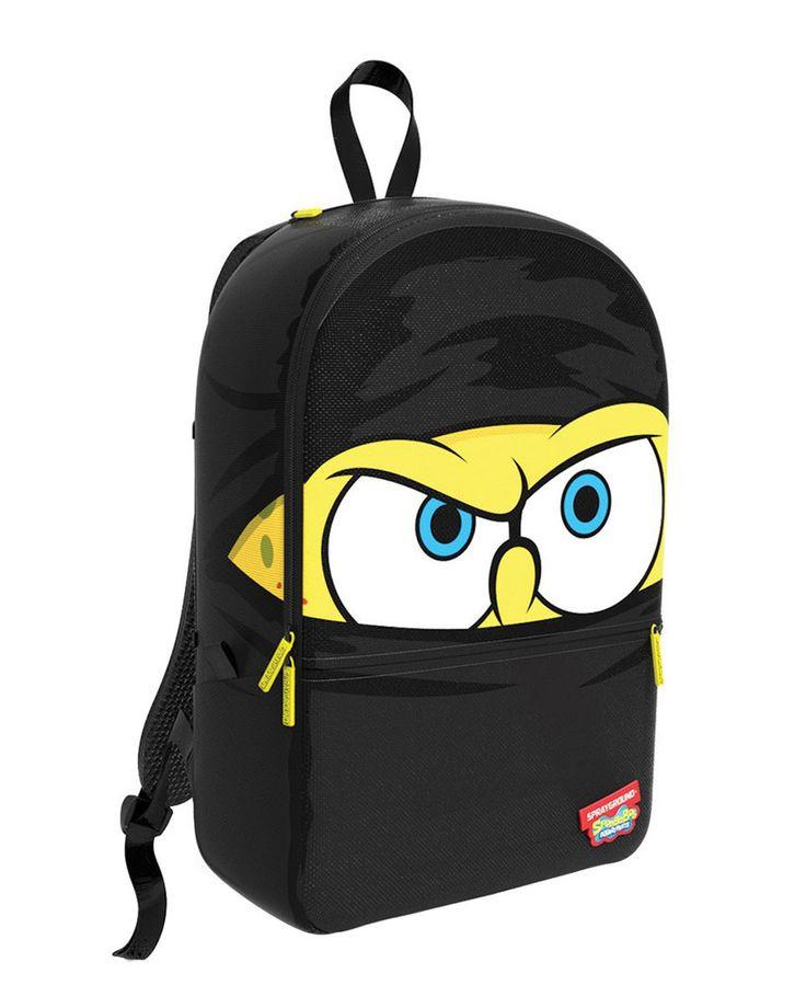 Roxy bags for school - Kawaii Bags Sponge Bob Book Bags Backpack Bags Ninjas Bobs Sprayground
