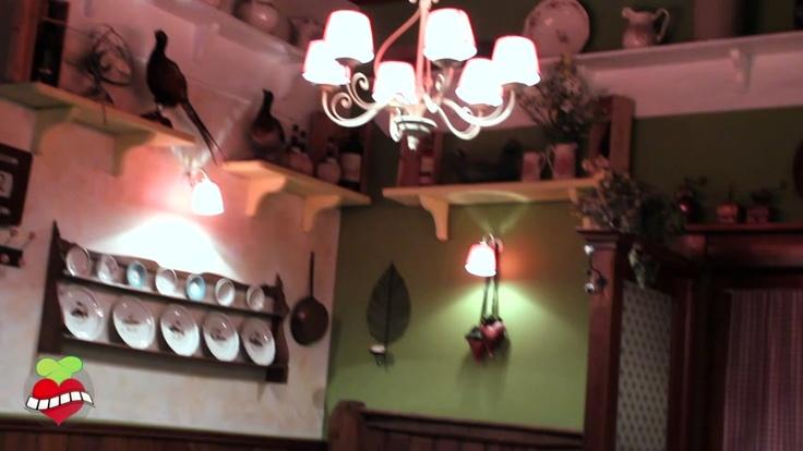 characteristic restaurant in Milan. @ Osteria Matto di Bacco   http://www.osteriamattodibacco.com/