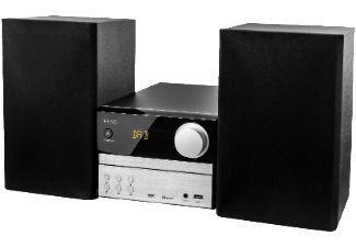 PEAQ PMS310BT-SL Micro Hifi System incl. DAB+