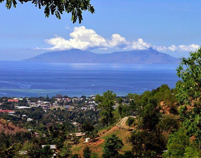 DÍLI, CAPITAL DE TIMOR-LESTE - Timor-Leste