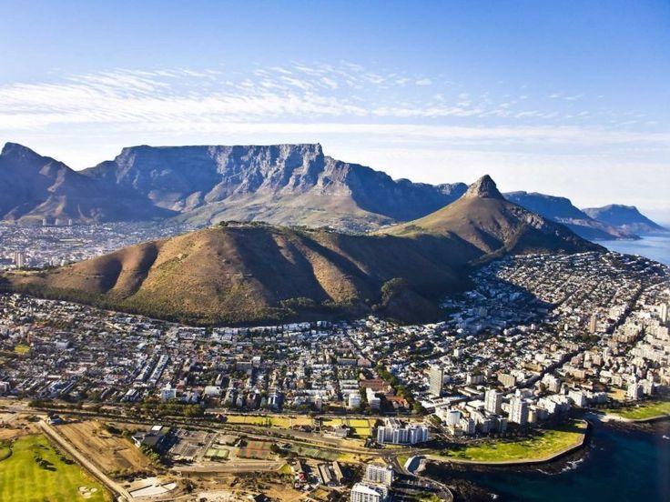9. legszebb város a világon: Cape Town, Dél-Afrika