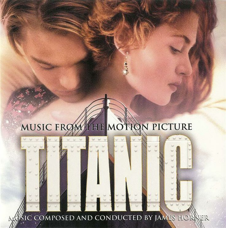 Titanic Collection | Details about Titanic: The Ultimate Collection by James Horner - CD