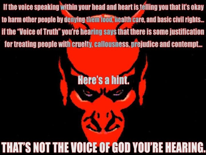To all you evil religious right wingers, who prayed in front of the Supreme Court that people could not see a doctor!  I remember!: Christian Hypocrisi, Politics View, Simple Truths, Quote, Atheism Free Thinking Anti Th, Dr. Who, God You R, You R Hearing, The Voice