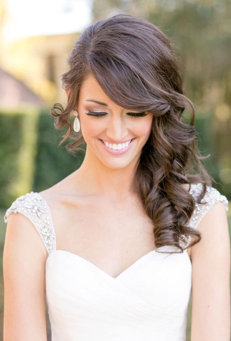 best hair images on pinterest wedding hair styles casual