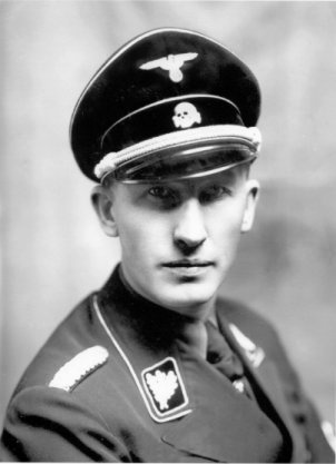 Reinhard Heydrich, SS-Obergruppenführer (General) and one of the main architect of the holocaust