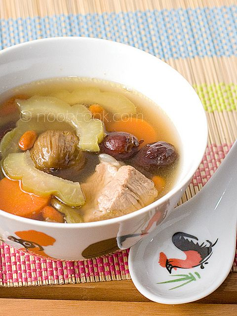 chinese bitter melon soup - photo #15