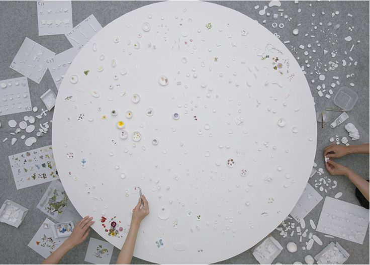 junya ishigami - how small? how vast? how architecture grows. the exhibition and catalog ask the question: how can architecture re-enchant the world?
