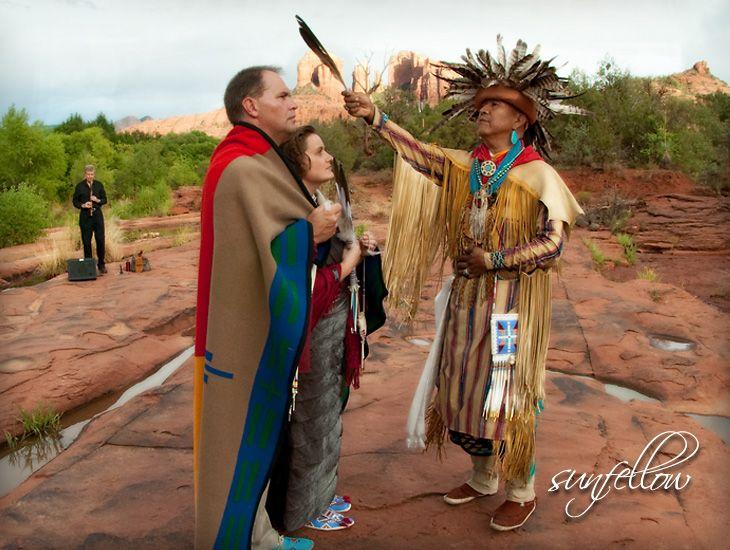 Native American wedding ceremonies Keywords: #weddings #