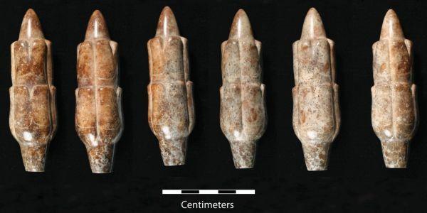 Kukoricacsőre hasonlító rejtélyes jádetárgyat találtak Mexikóban