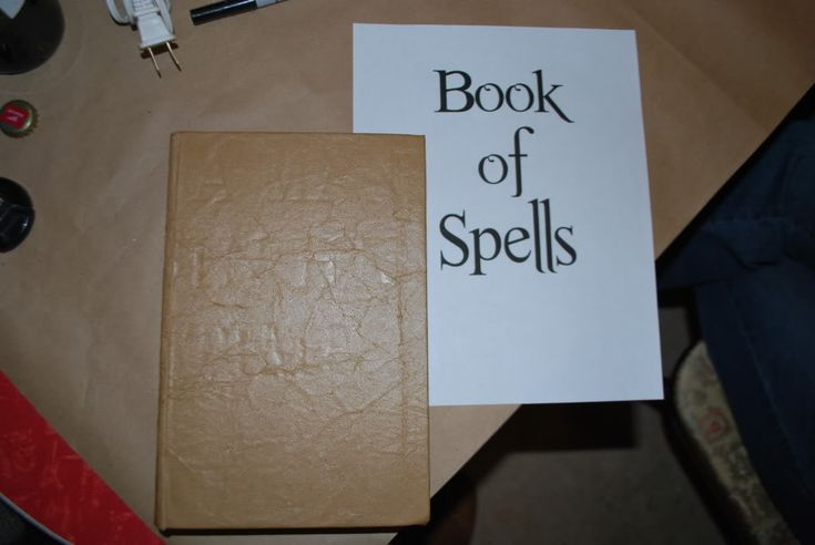 OH SO PRETTY the DIARIES: the DIY: BOOK OF SPELLS WITH MOD ...
