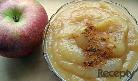 Puré de manzanas (receta libre de gluten)