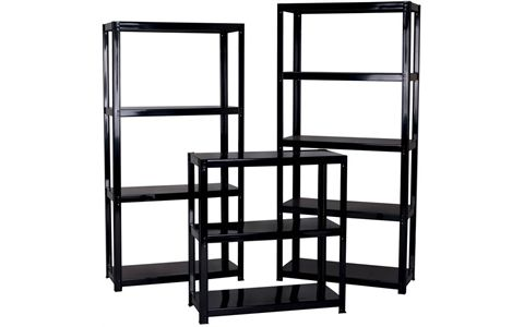 Storage Design Limited - Shelving & Racking - Home & Office Shelving - Boltless Shelving - Economy Boltless Shelving