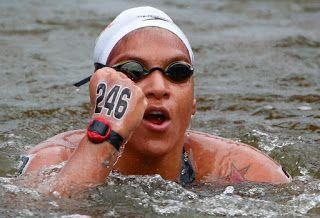 Blog Esportivo do Suíço:  Ana Marcela Cunha conquista o ouro na prova de 25 km do Mundial de Kazan