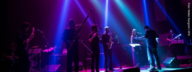 In concert ENS led by composer Oscar Edelstein