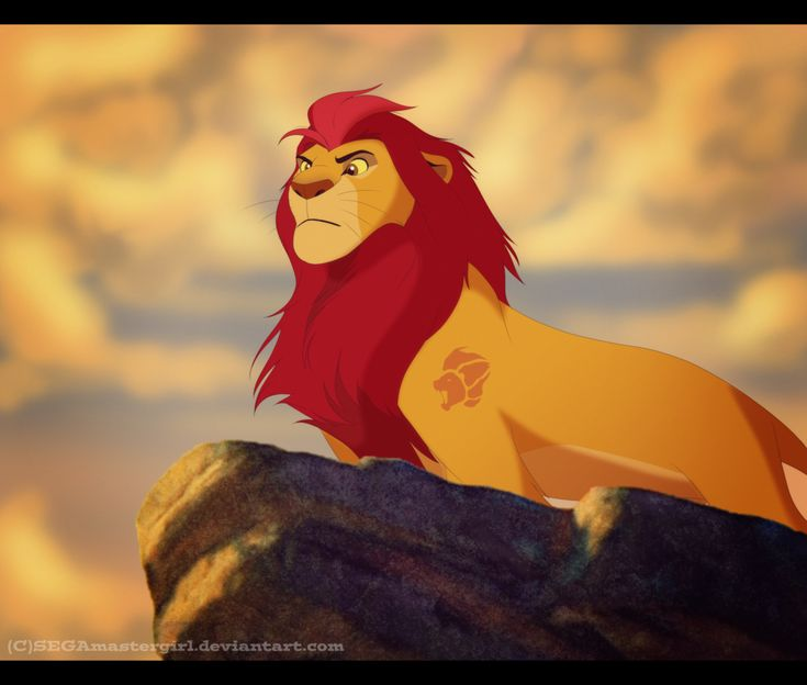 Kion the lion guard by on - Kion le roi lion ...
