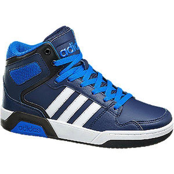 adidas neo label Mid Cut BB9TISK blau