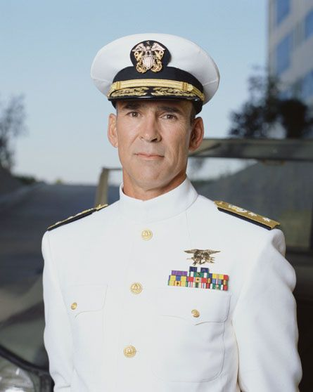 Chegwidden who in the series was a Navy Seal.